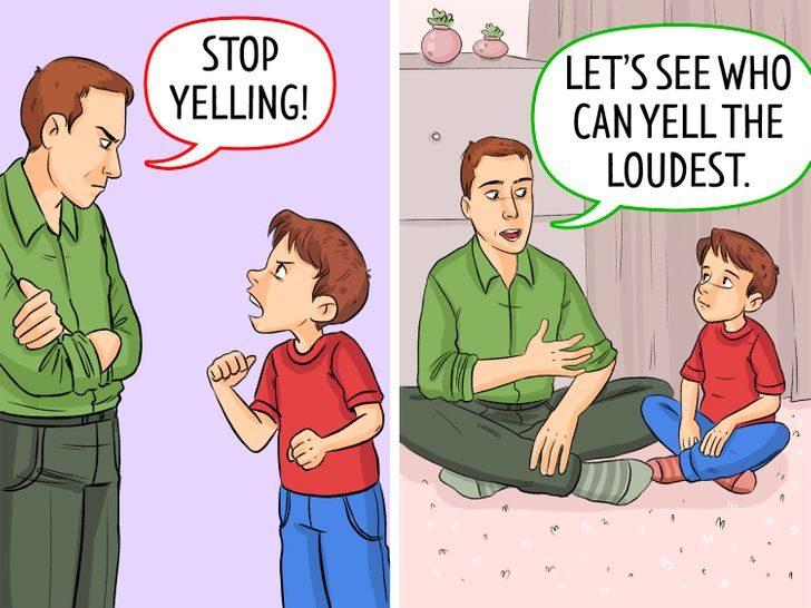 小孩尖叫怎麼辦