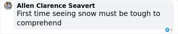 雪災是政府搞鬼?天兵市民實驗「火燒雪→沒融化」得出超狂結論:雪是假的