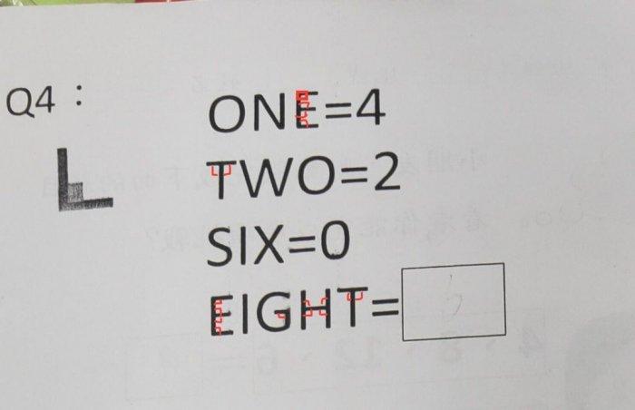 小六「數學寒假作業」難到崩潰 大學生傻眼:智商不如小學生