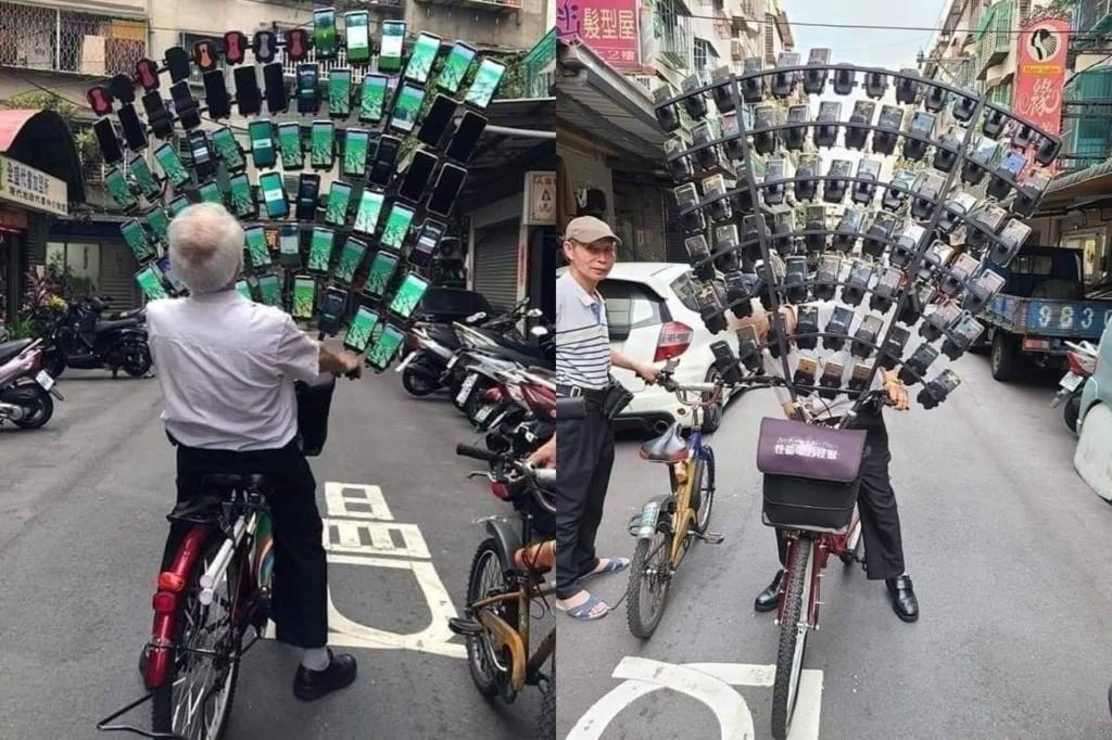 地震警報狂響 網擔心72支手機「最大受災戶」...阿伯回應了!
