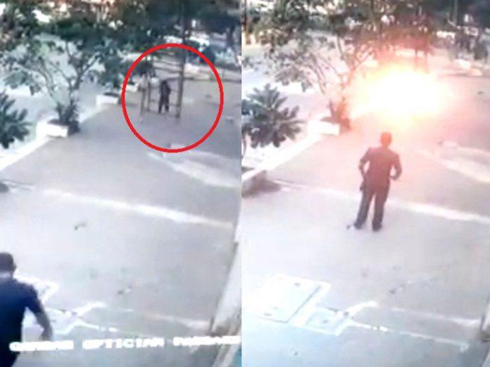 12歲童貪玩「推街上鐵架」 瞬間「燒成火球」變焦屍