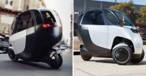 內部超Q!不用風吹日曬「電動三輪車」 標配輔助駕駛:20萬有找