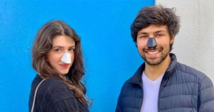 全新發明!戴上「狗狗鼻子」就能過濾空氣 超牢固「激烈運動」也不掉