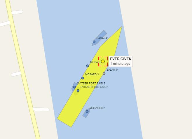 長榮貨輪「卡住蘇伊士運河」 雙向停擺「大塞船」原因曝光