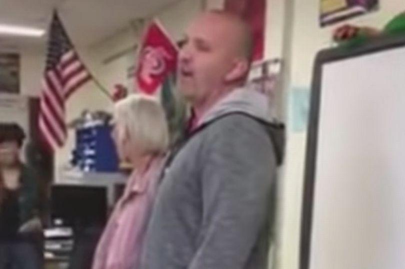 影/學生瘋傳2師「有一腿」!他攜女老師「全班前下跪」:這就是答案