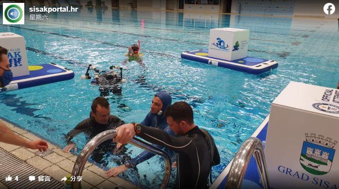 54歲男水底下「閉氣24分鐘」 缺氧狂痙攣...「耗用腦部」破世界紀錄