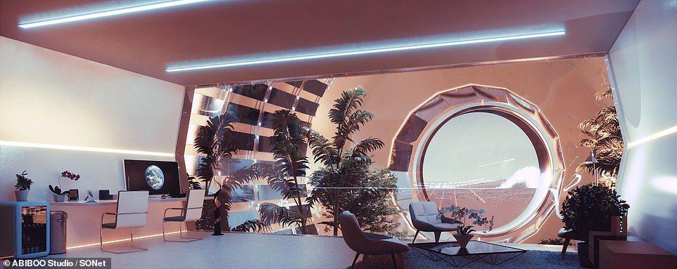 首座「火星城市」將動工!每26個月來回一次 靠「特別溫室」能養25萬人