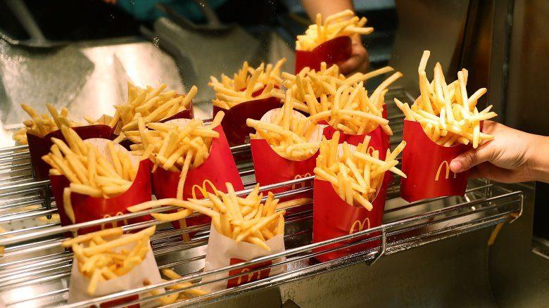 外帶薯條怎樣才能「不變濕軟」超香脆?麥當勞店員透露:紙袋打開