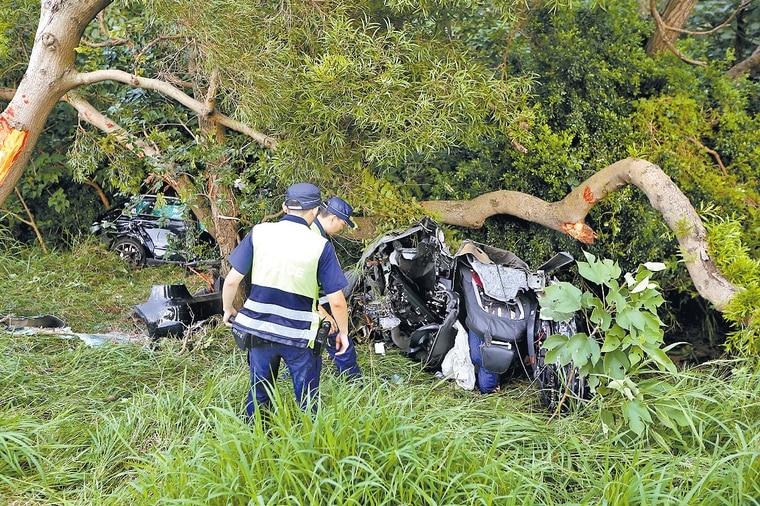 「國道競速」害死30歲華航副機師 家屬求償1億...BMW男:很想和解