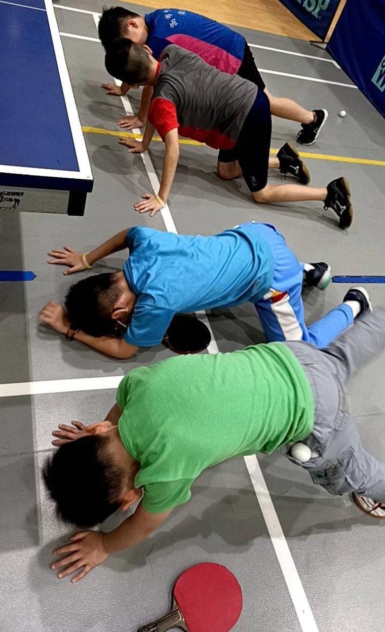 高雄冠軍冠軍桌球隊「爆恐怖體罰」 打巴掌嗆「有意見退隊」:進小房間就知道
