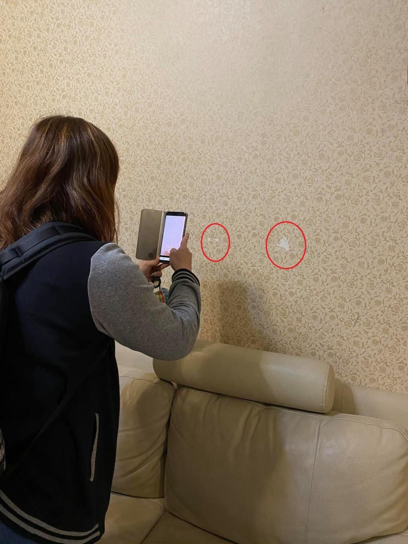 租屋毀損小面積壁紙 房東求賠「整面牆2.8萬」他掏9000和解問:合理嗎