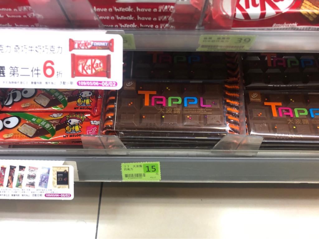 「巧克力更名新制」2022上路!大波露、金莎都要改名