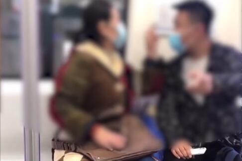 老人「一屁股坐孕婦腿上」 拒道歉反嗆:不強勢能活到現在嗎?