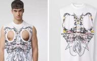 BURBERRY推新品「不包二奶」T恤!還有「6塊肌挖空版」幫炫耀身材