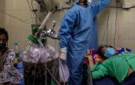 整個失控...印度「單日31萬確診」破全球記錄 「醫療崩潰」影像瘋傳