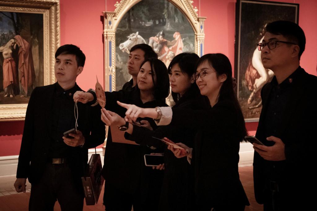 奇美博物館再推實境遊戲 偵探對決怪盜 《穹頂計畫II 潘神之子》全新問世 穿梭展場解謎 探索希臘神話