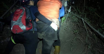 120公斤男泡湯沒體力求救 警消到現場見「少報50公斤」愣:救援被延誤