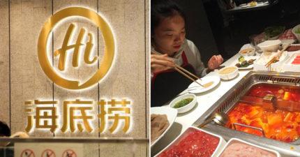 裝監視器回傳中國?海底撈4聲明「不會在台灣以外地區備份」網友:誰信?
