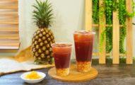 你今天吃鳳梨了嗎?清心新品 鳳梨紅茶IN起來! 搶先喝「17+2」獨家配方酸甜口感重香氣