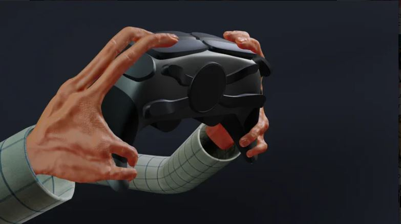 超愛打遊戲?專家模擬「常打電動」手部變化 兩指恐怖「嚴重變長」