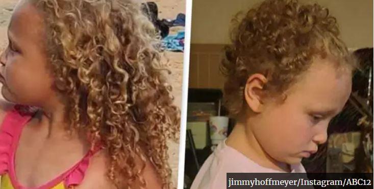 女兒「頭髮缺一大塊」以為同學惡整!她委屈「老師擅自剪短」爸怒辦轉學