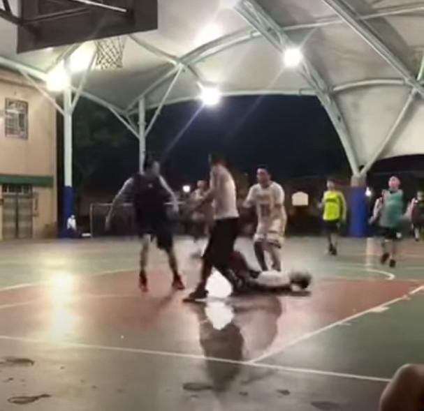 影/桃園打籃球竟「打到顱內出血」送加護!「4秒影片」網看動作怒:必須提告