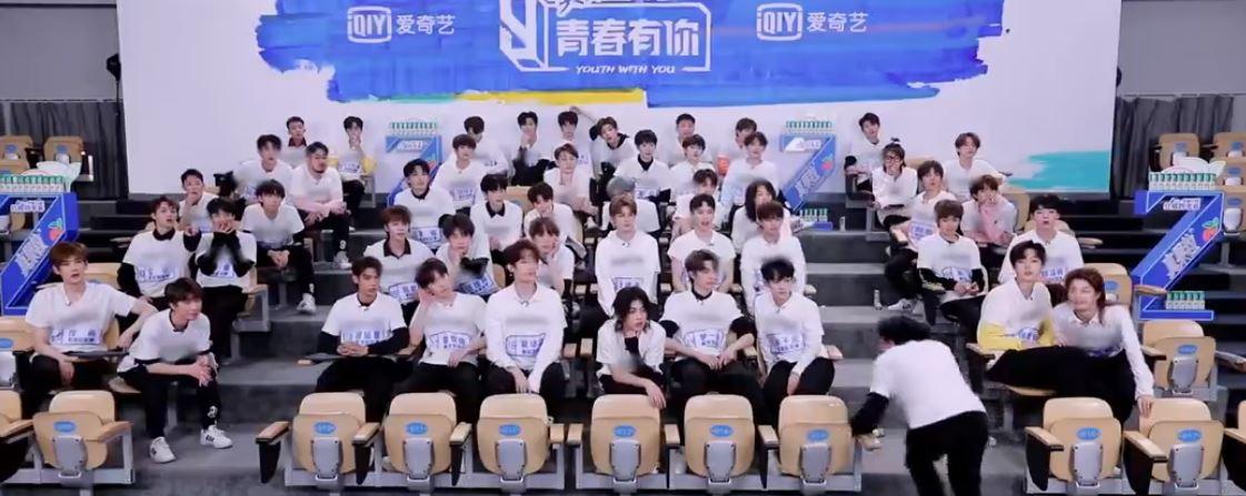 撐新疆棉急切割!中國綜藝節目「馬賽克各大品牌」 畫面一片模糊