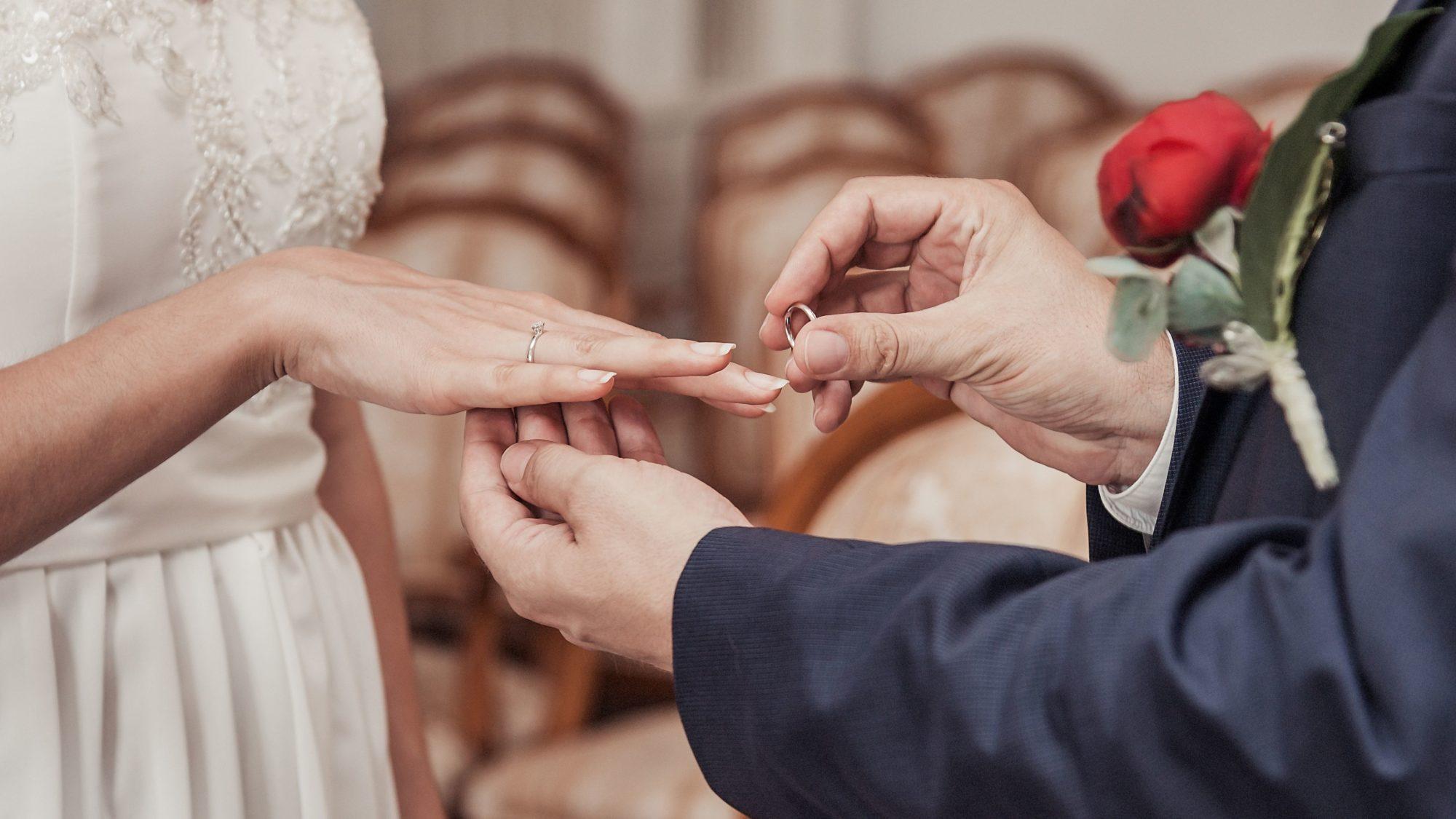 結婚率下降