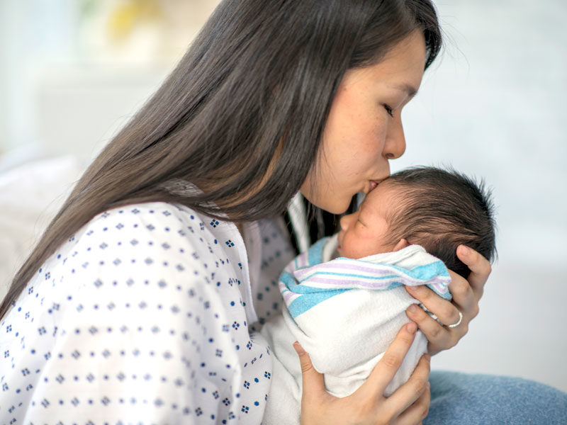 CIA生育率預測「台灣倒數第1」 外媒稱「台女白天工作、晚上顧孩」是主因