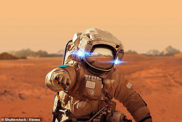方便太空人呼吸!科學家成功研發「火星氧氣製造機」