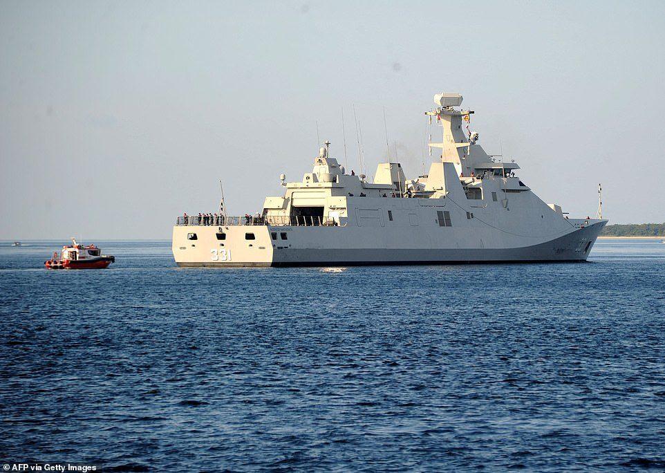 印尼失蹤潛艇