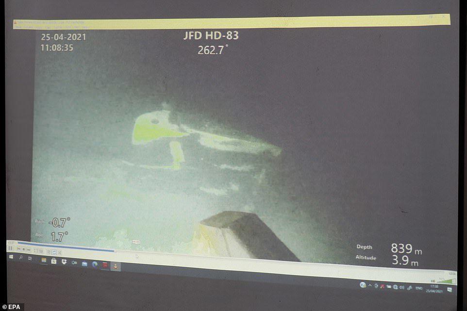 印尼失蹤潛艇尋獲!船身碎裂成3截 「海水狂湧入」53船員全罹難