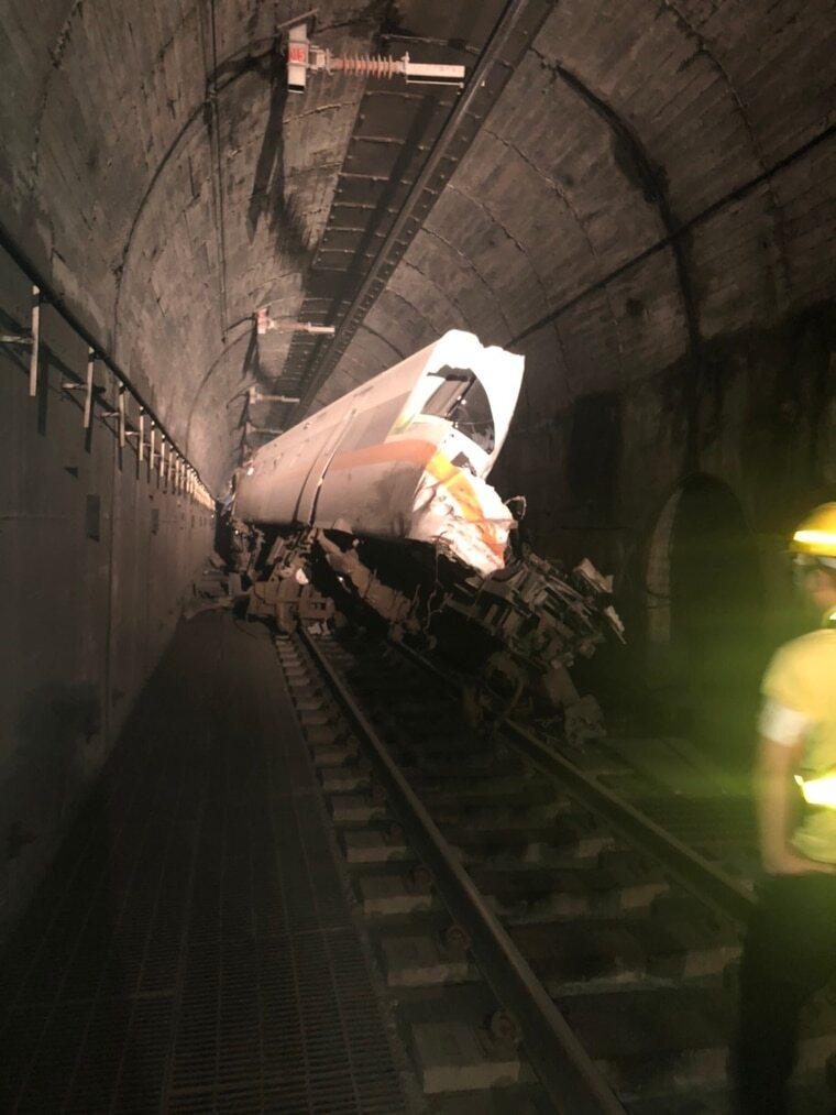 太魯閣號出軌!司機罹難「36人無生命徵象」 台鐵初步研判曝光