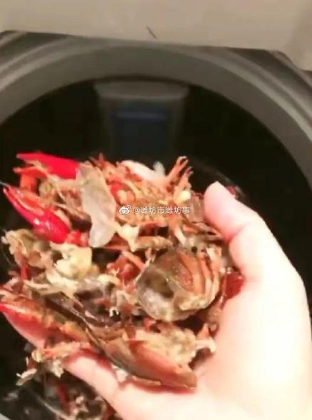 手洗太麻煩!人妻「小龍蝦丟洗衣機」 一打開「地獄畫面」