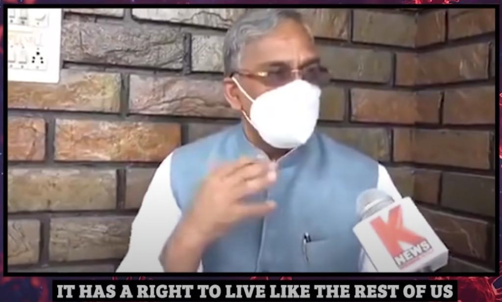 「病毒是生命,不能殺生」 印度前首長喊話:新冠病毒有生存的權利