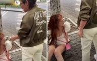 影/酒醉妹嗆「你再打一巴掌」 女司機爆氣「還願」直接打臉上
