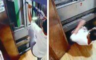 影/電梯故障被困!13歲少年想自救 失足直墜7樓