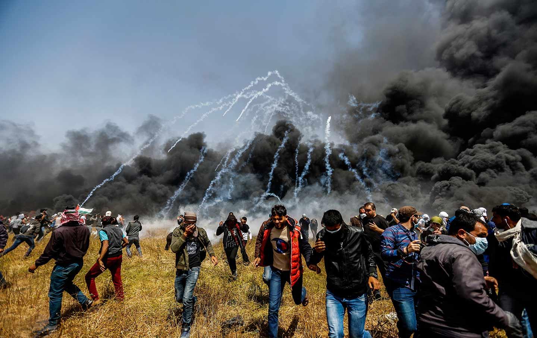 「我才10歲,為何要承受這一切...」家園遭炸成廢墟 巴勒斯坦童痛訴:這不公平