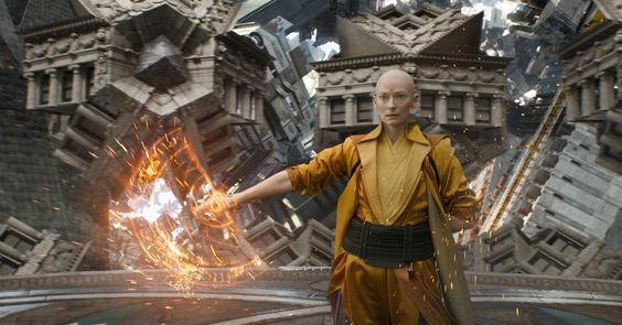 漫威認《奇異博士》「古一」選錯演員了!坦承「當時以為很聰明」