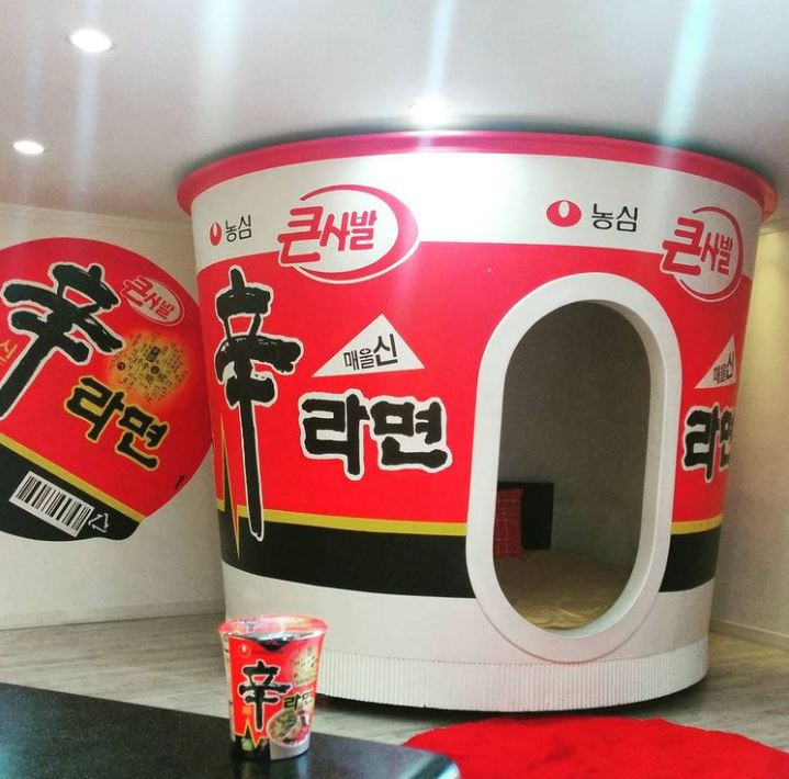 20個「南韓才能看得到」的酷東西!電影院附設「溜滑梯」超嗨