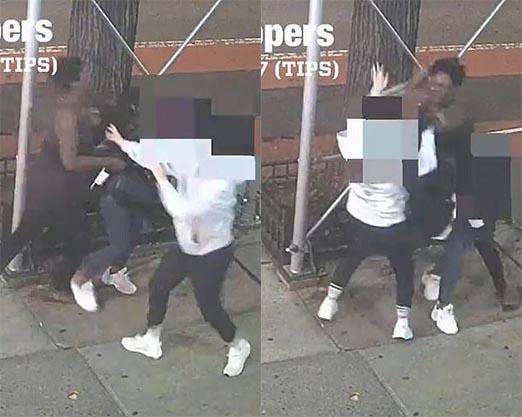 影/又一仇亞事件!台灣女生走紐約街頭 遭「鐵鎚狂敲」頭爆血