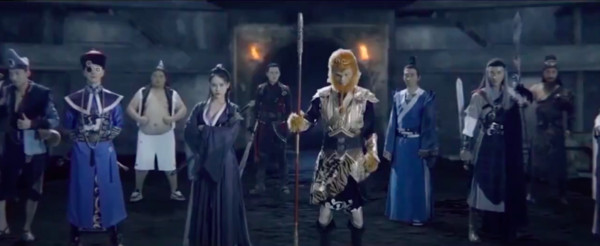 奇片《中國隊長》上架了!包青天變超級英雄 疑「抄襲漫威」劇情超狂