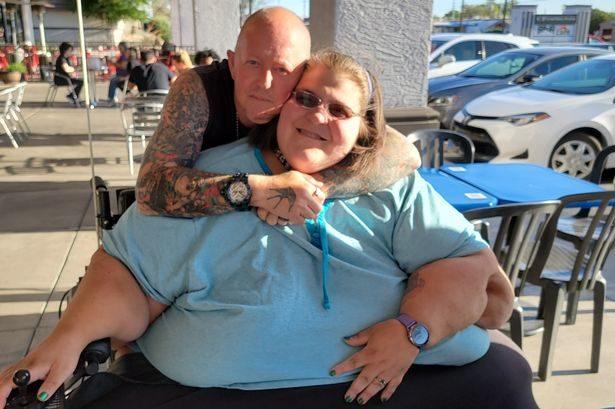 世界最胖的女人
