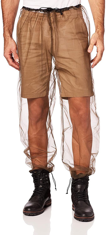 到戶外免驚!夏天活動神器「蚊帳褲」 露營不怕蚊蟲還「超透氣」