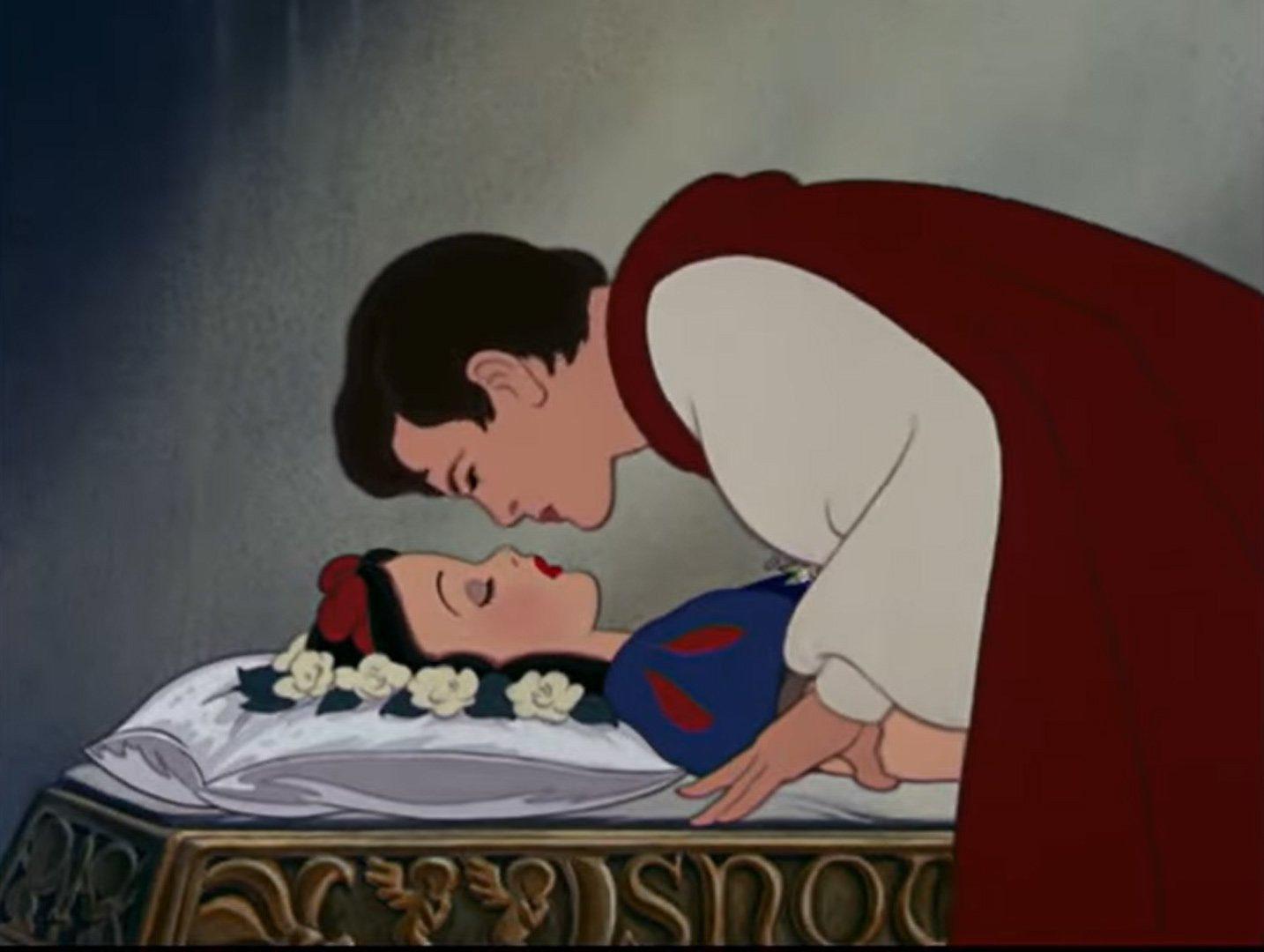 白雪公主不想被吻