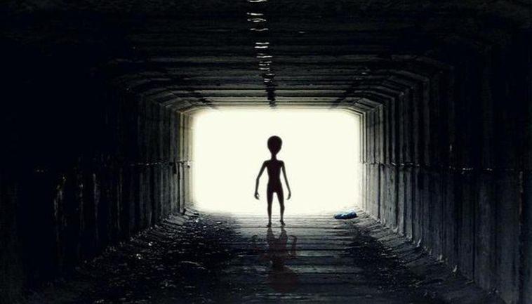 大量市民目擊「30公分外星人」漫步街頭!目擊者「手繪圖」心悸:擁巨眼
