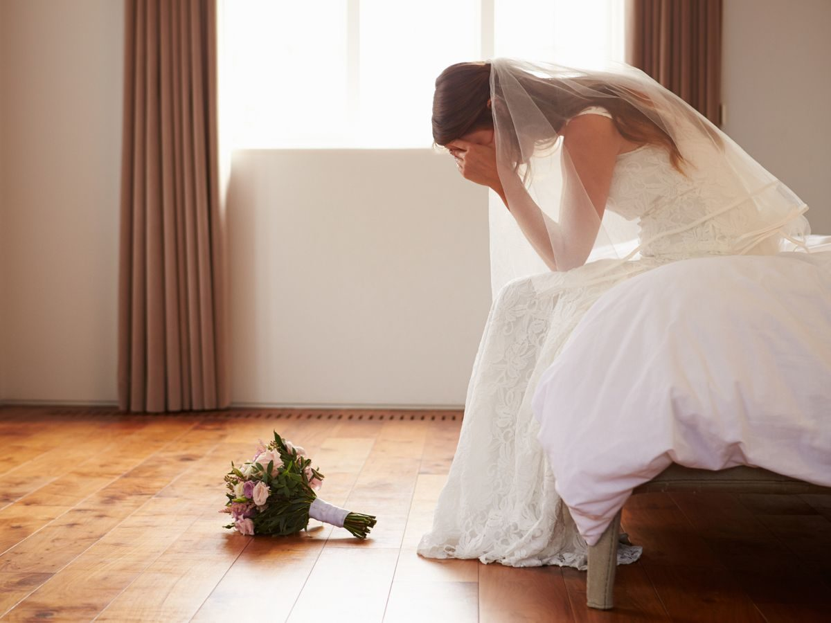 新娘要求「流產好友」別來婚禮 嗆:會搶我鋒頭