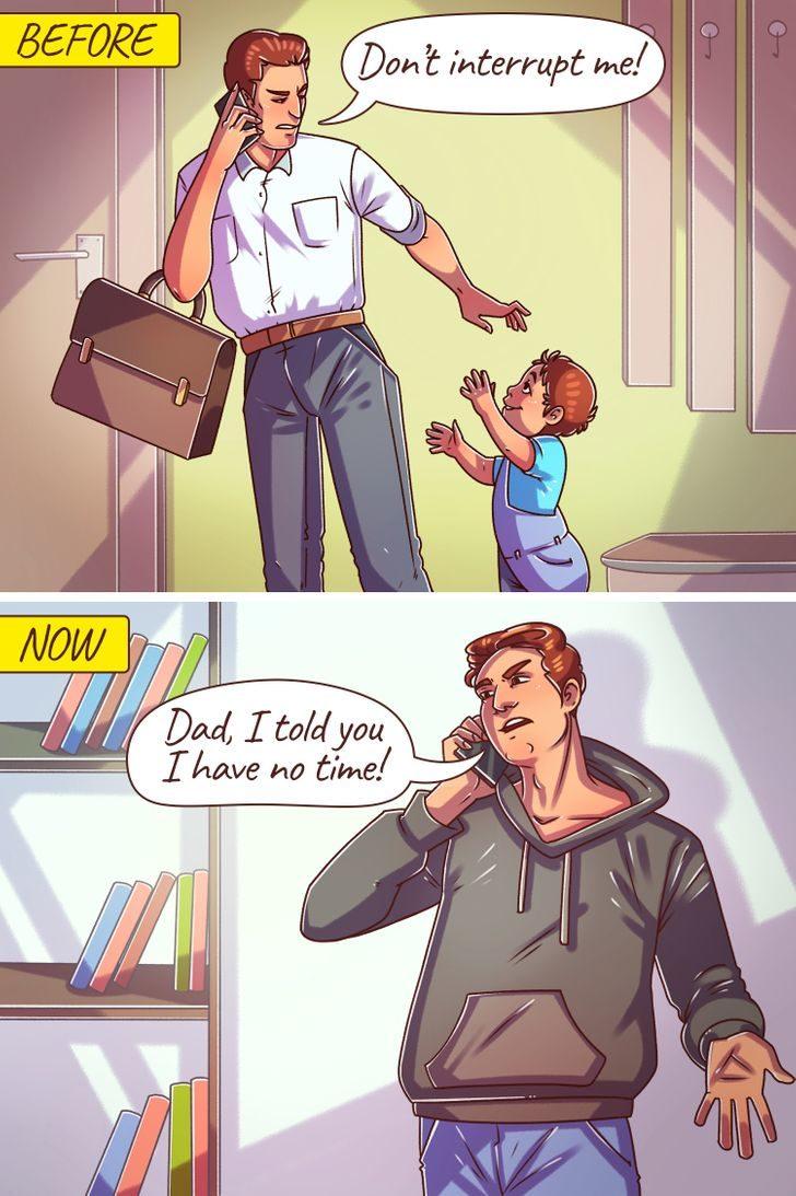 小孩為何不愛親近父母?專家列10大原因:「嘲笑興趣」是一輩子的陰影