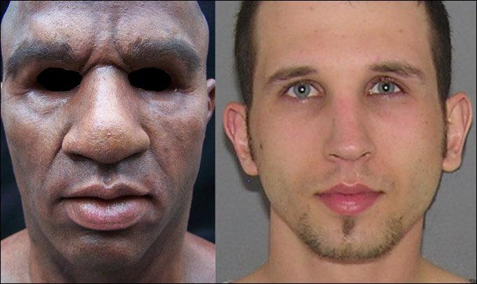 小偷狂犯30竊案!警細看「他嘴巴一直開開的」終破案:黑人扮白人