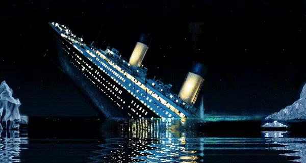 複製鐵達尼號
